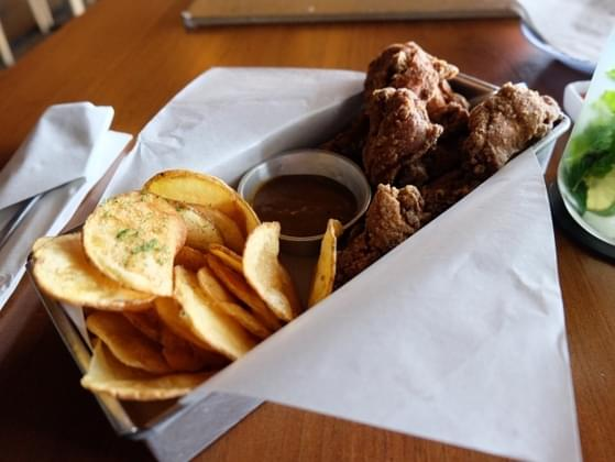 Time for some good old American comfort food. What will you be ordering?