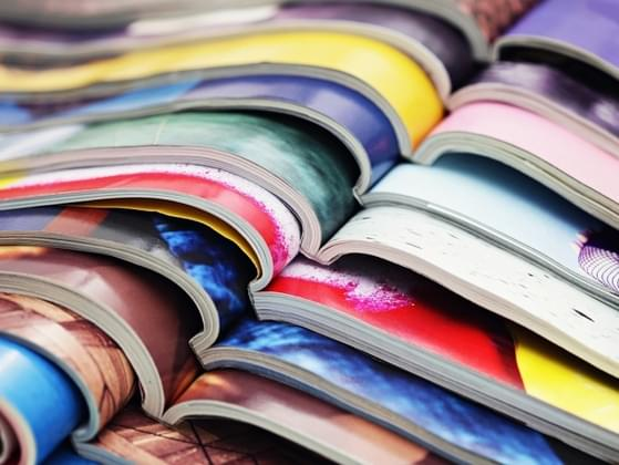 You can work for any magazine, which do you choose?