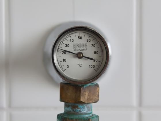 What's your thermostat set at right now?
