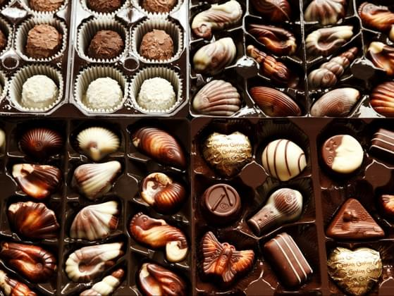 When it comes to chocolate, are you a chewer or a sucker?