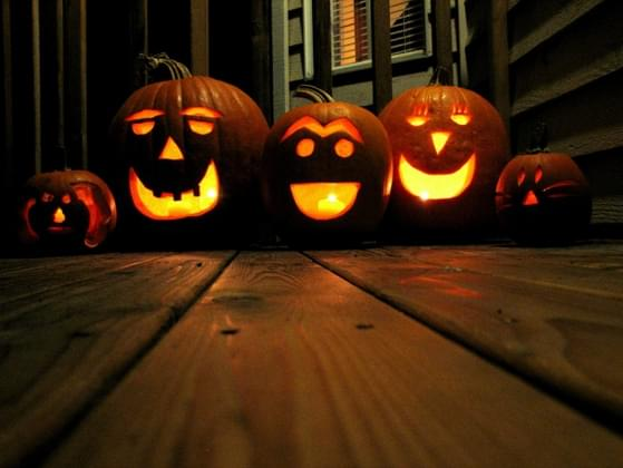 What kind of face do you carve into your jack o' lantern?