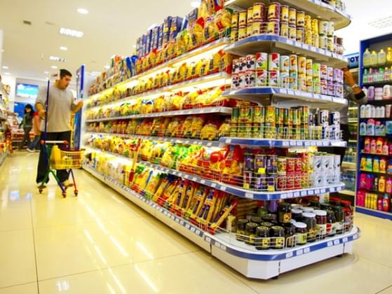 How often do you visit the grocery store?