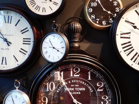 What does a clock symbolize to you?