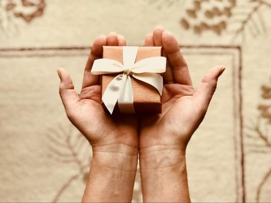 What would you most want to receive as a gift?