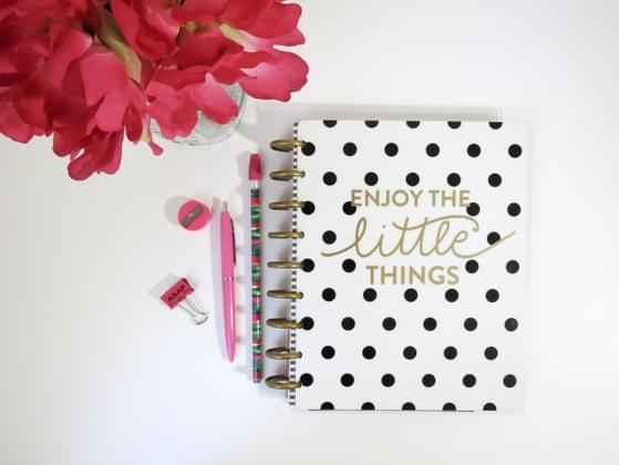 What does your planner look like?