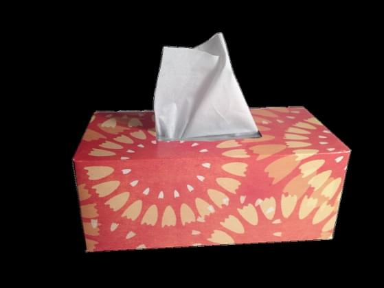 Do you keep tissues handy when you are watching a movie?