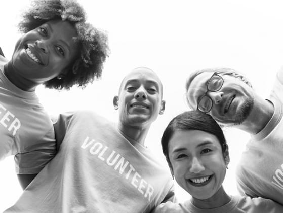 You're volunteering and are given three options for helping, what do you pick?