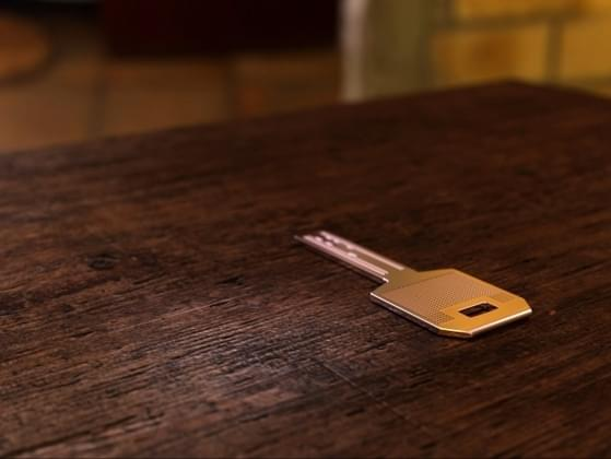 Do you have a key to your best friend's house?