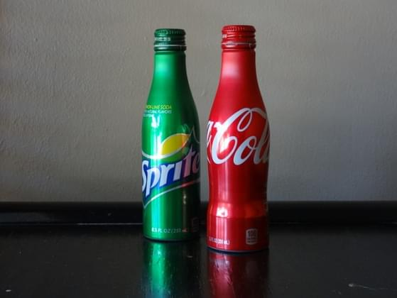 You call sweetened, carbonated beverages: