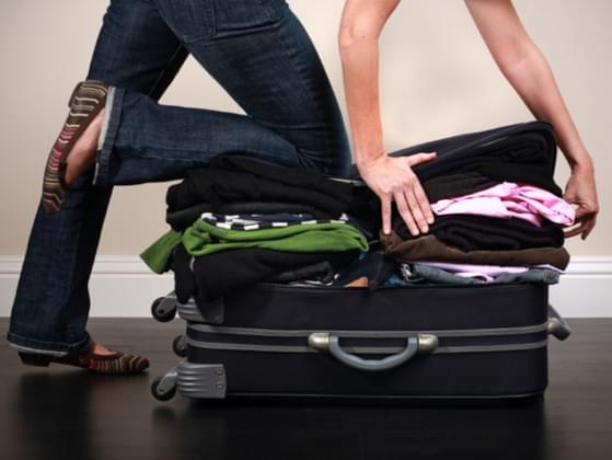 What are you going to pack?