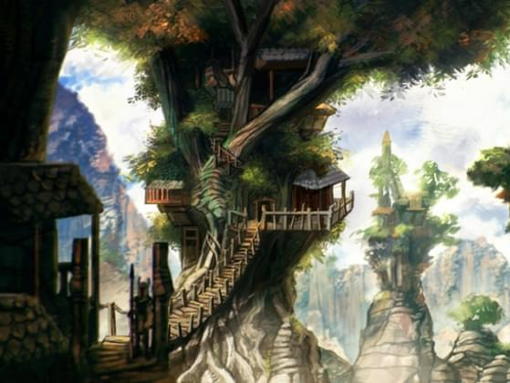 Where will you live in your fantasy world?