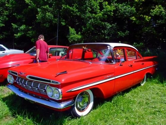 Which '50s car do you like most?