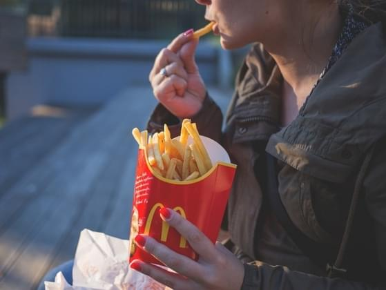 Pick a fast-food chain:
