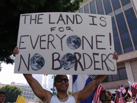 Should undocumented immigrants be allowed to become citizens?