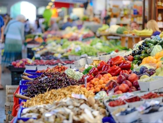 Where do you buy your produce from?