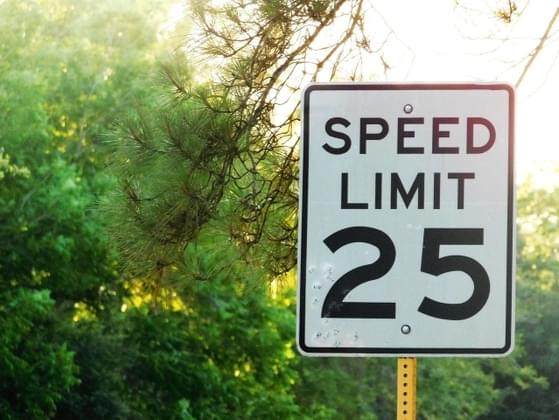 How fast over the speed limit do you drive?