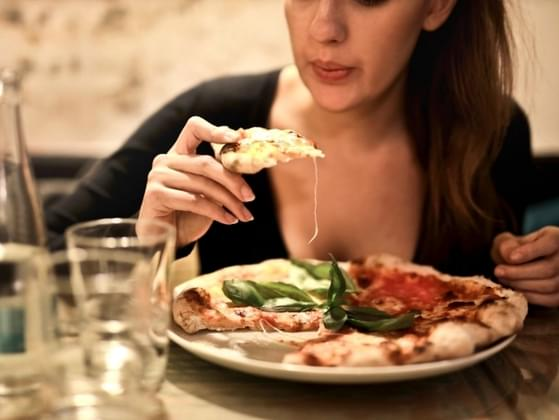 Do you always let your partner have the last bite of pizza?