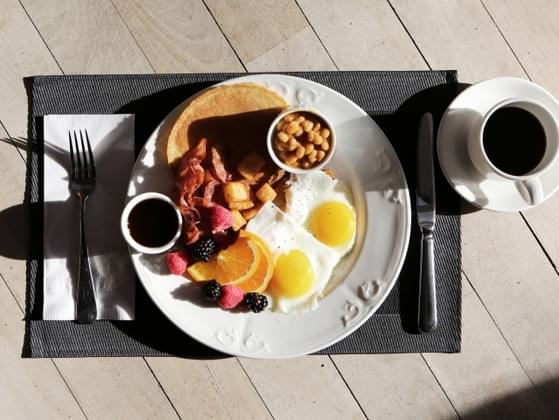 Would you get up early on the weekend to make your loved one breakfast?