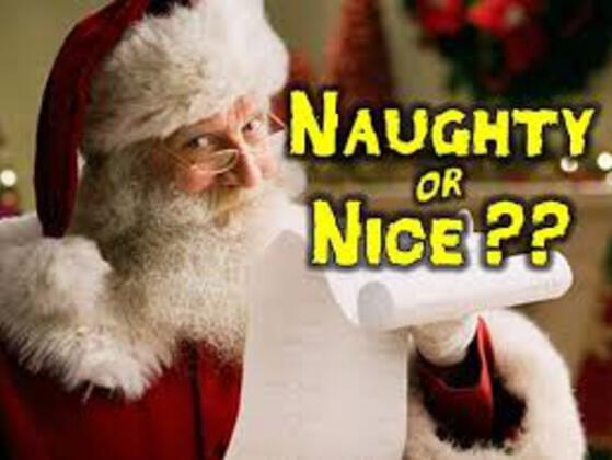 Should You Be On the Naughty Or Nice List?