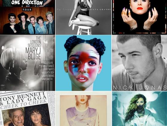 What Is The Best Album Of The 2015?