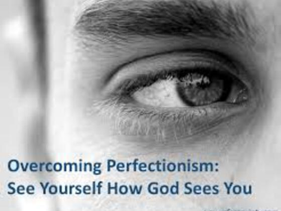 DO YOU SEE YOURSELF AS A PERFECTIONIST?