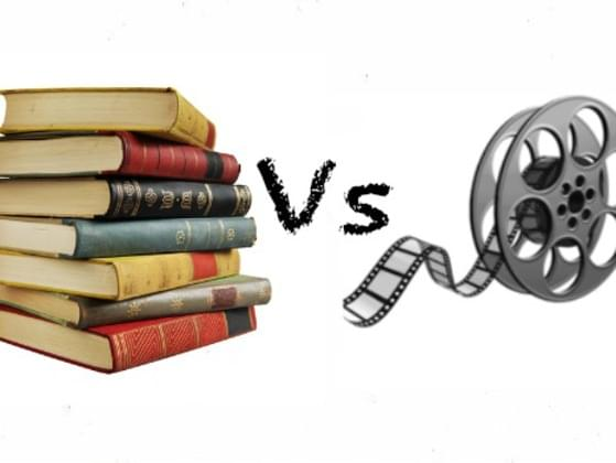 Books or movies?