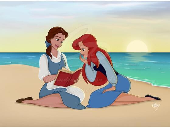 Ariel or Belle?