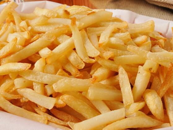 Fries! Will you take some?