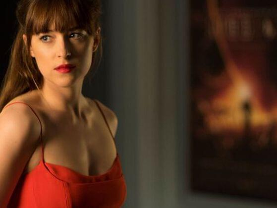 """Where are Ana and Christian when she thinks this to herself? """"He's my very own Christian Grey flavor popsicle. .. My inner goddess is doing the merengue with some salsa moves ."""""""
