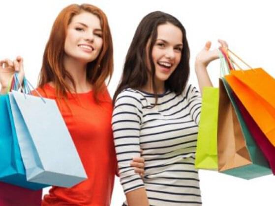Where do you like to shop or where would you like to shop?