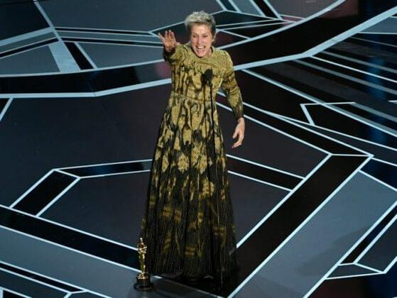 Can you figure out the lie about the 2018 Academy Awards?