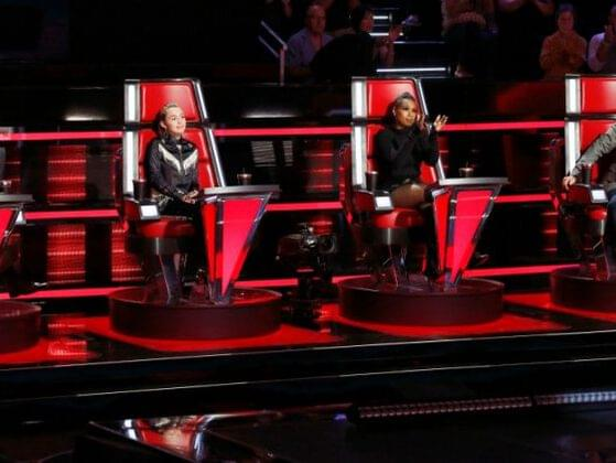 Which statement NOT true about 'The Voice'?