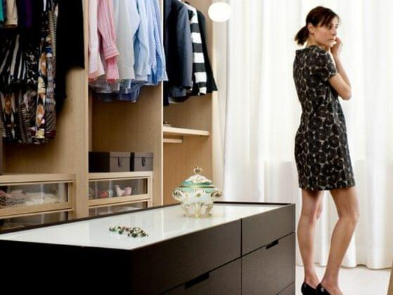 What item do you have the most of in your closet?
