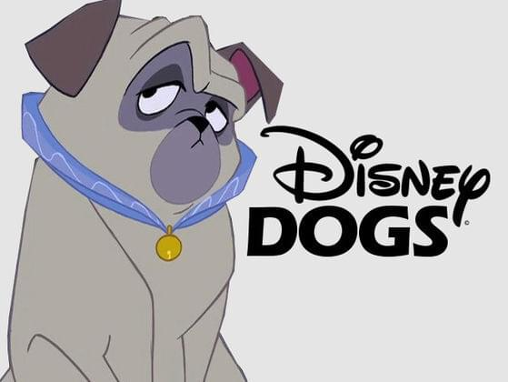 Who's your favorite Disney dog?