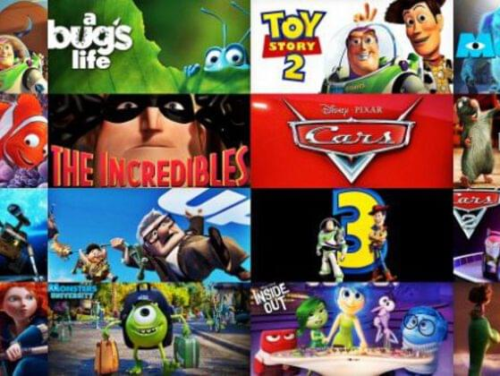 What Pixar movie is your #1 fave?