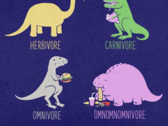 Are you a carnivore or herbivore?