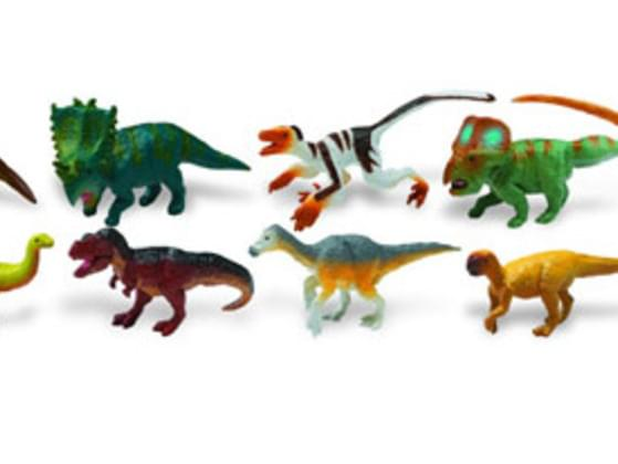 What is your favourite dinosaur genus (group of dinosaurs)?