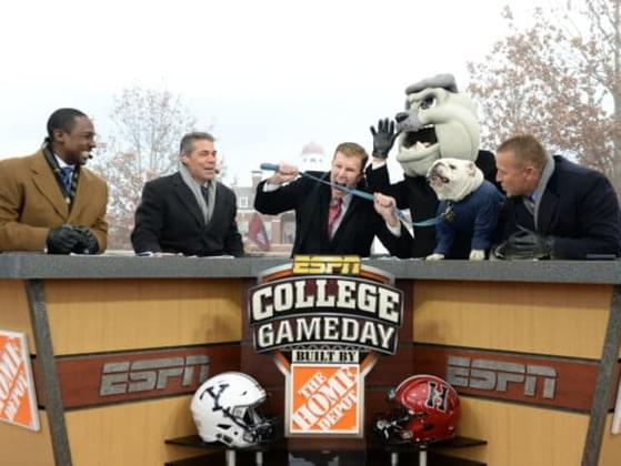 What TV network is your favorite for checking out college football?