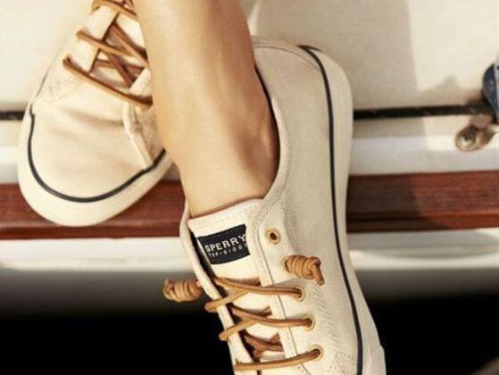 Pick a shoe style:
