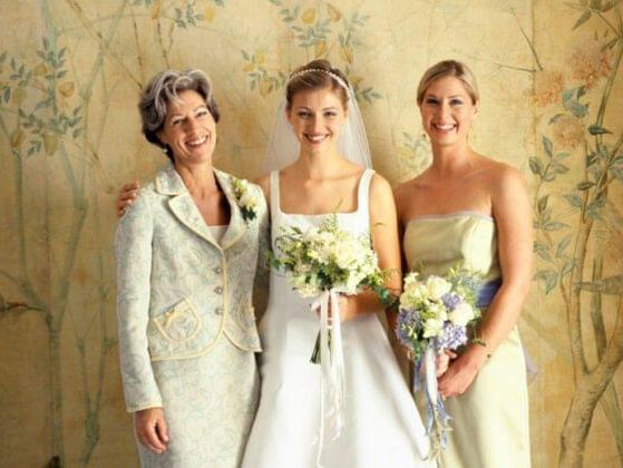 Do you include family in your wedding party?