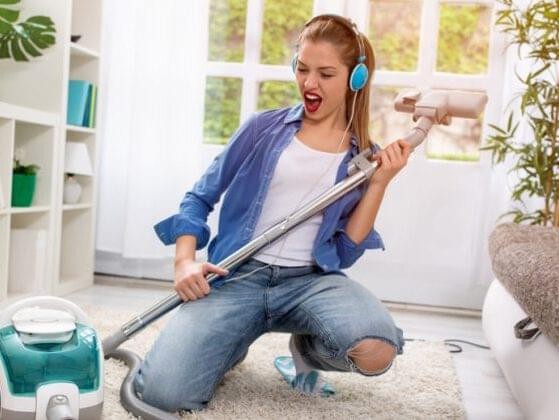 Cleaning can be overwhelming. Where to start? Specifically, which room do you like to clean first?
