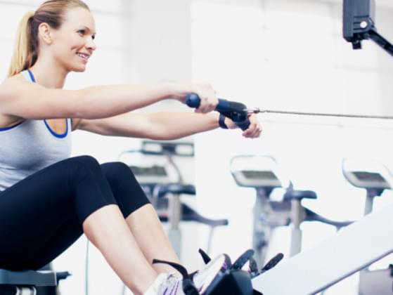 You're really feeling the burn now! Pick one last workout: