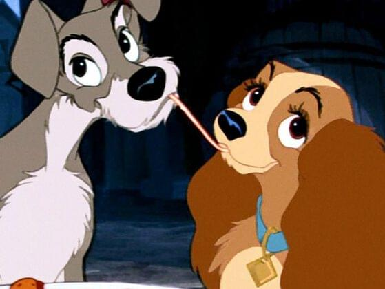 Would you rather...play fetch with the 101 Dalmatians or share spaghetti with Lady?