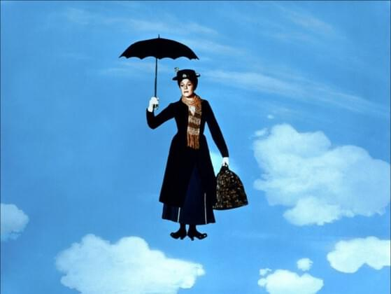 Would you rather have a flying umbrella like Mary Poppins or a flying broomstick like the witches in Hocus Pocus?