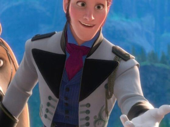 would you rather give Hans a wedgie or give the Duke of Weselton a wet Willie?