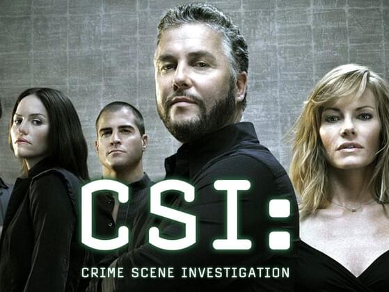 What crime show are you addicted to?