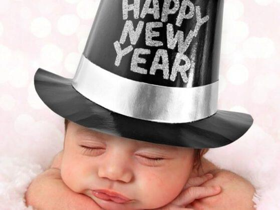 What would you name this New Year's baby?