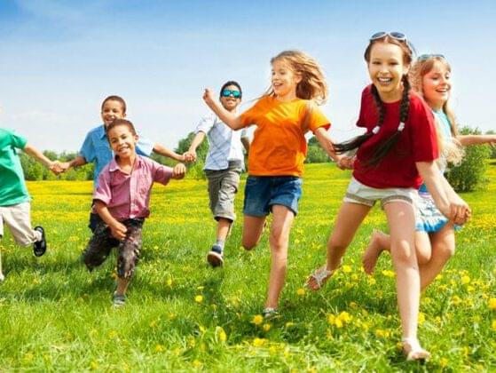 What is your favorite kids' age group to hang around?