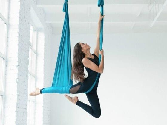 Have you ever tried fad fitness like Crossfit, aerial yoga, or rock climbing?