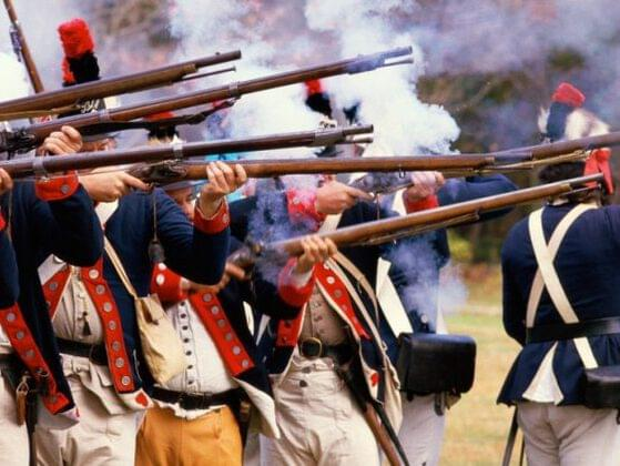 The Revolutionary War is on. Do you want to fight?